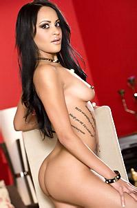 Kendall Karson Posing Nude