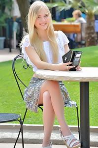 Alexia A Fresh Face Teen Babe