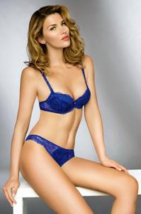 Gabriela Iliescu Posing In Lingerie