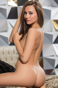 Michaela Issizzu Playboy Photo Gallery