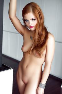 Sexy Redhead Playmate