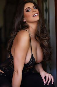 Busty Sarah McDonald