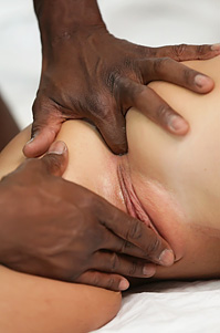 Athina With Her Black Lover
