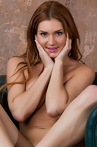 Genie Agila Posing Nude