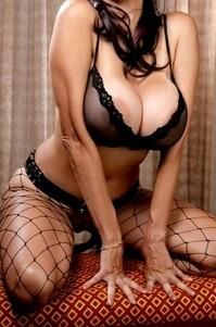 Claudia Fishnet