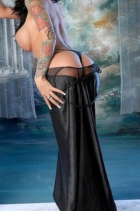 Super Hot Angelina Posing
