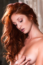 Foxy T Is One Gorgeous Redhead