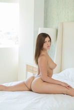 Busty Brunette Girl Gets Fucked In Her Ass 05