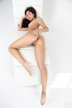 Exotic Beauty Jasminne On A Casting 10